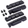 Shimano R55C4 Cartridge Bremsschuhe für Alu Felgen schwarz